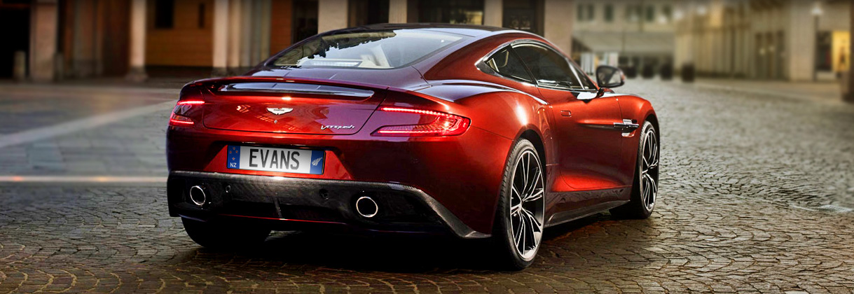 AUTHORISED REPAIRERS FOR ASTON MARTIN