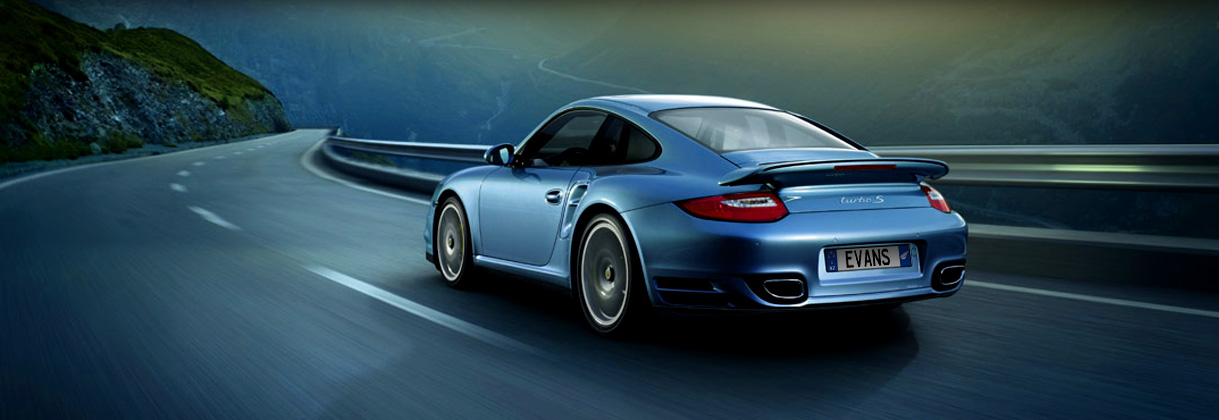 AUTHORISED REPAIRERS FOR PORSCHE